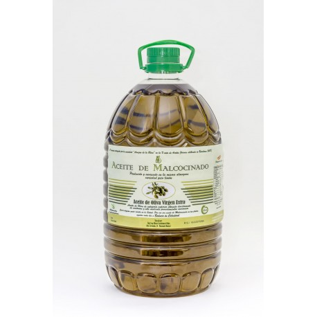 Aceite de Oliva Virgen Extra 5 L.